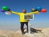 اکبر حیدرپور مسئول کارگروه راهنمایان کوهستان استان بوشهر شد