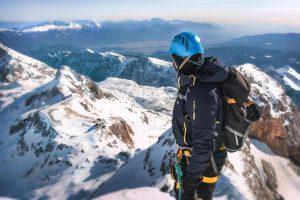کوهنوردی حرفه ای