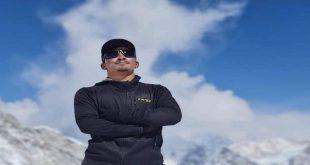 گلجه شرپا موفق به صعود قله کانچن چونگا شد